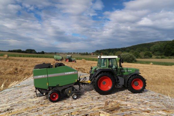 Dans le monde agricole en petit et en grand