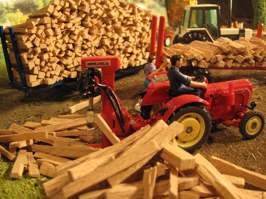 Balade dans le monde agricole et ailleurs aussi...
