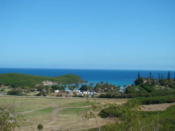 kuendu beach