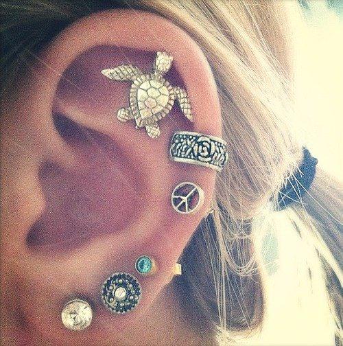 Piercing Cartilage !