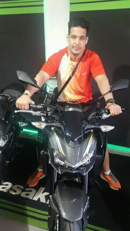 Nuovo moto Z 900