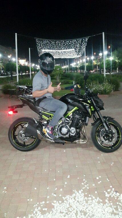 Z 900 new