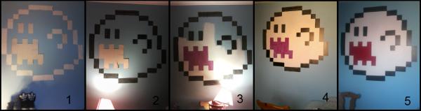 Go go go, pixel art.