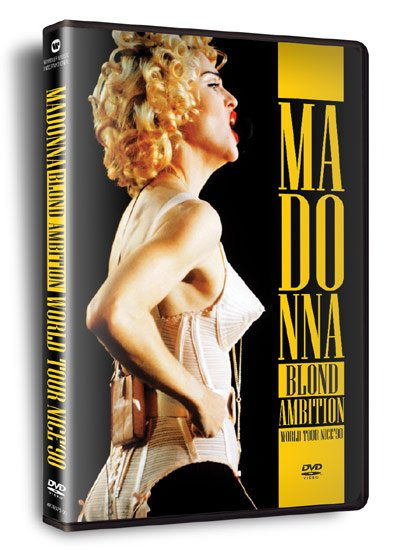 "Madonna : ""Blond Ambition Tour"" en DVD ??"