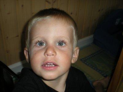 mon fils que j'aime par dessus tout