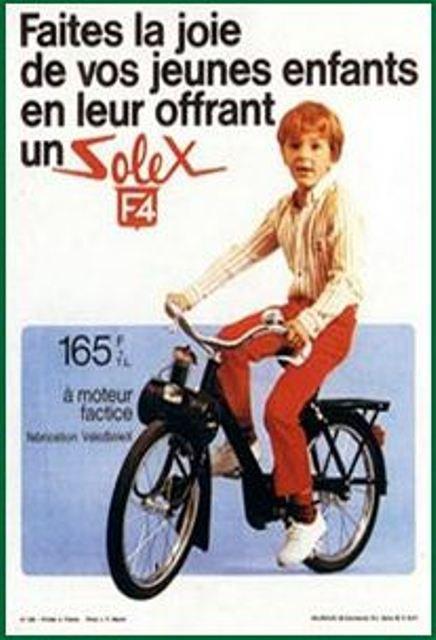LE SOLEX F 4