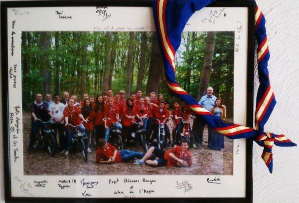 cadeaux des  scouts d'Avrillé
