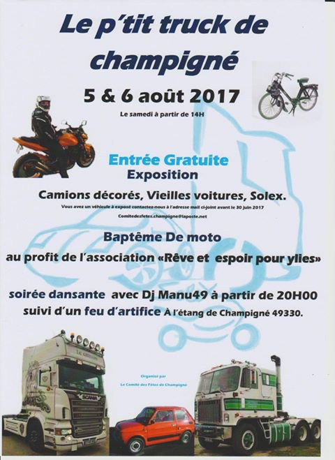 expo a chamipgne