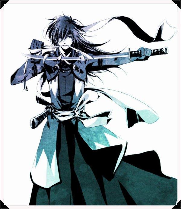 ...[Personnage masculin]Hakuōki 1ère partie... ...
