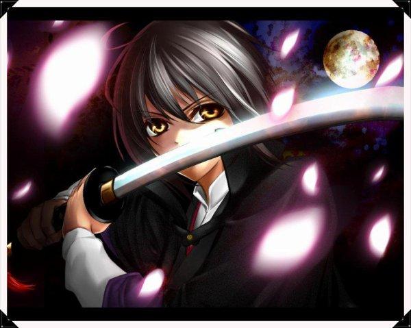 ...[Personnage masculin]...Hakuōki 3ème partie. ...