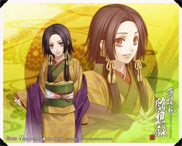...[Personnage féminin]Hakuōki ...