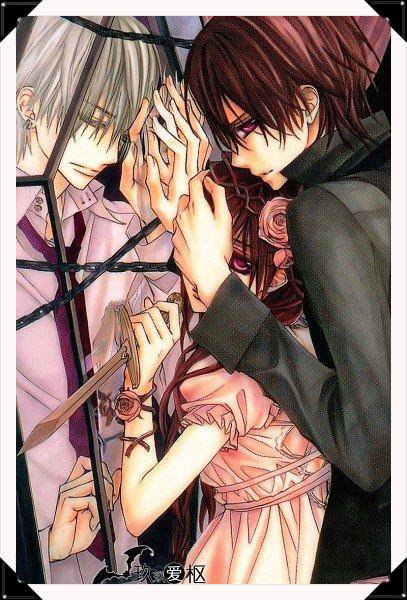 ...[Personnages Principaux]Vampire Knight ...
