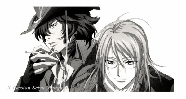 ...[Personnages Vampire Hunters]Vampire Knight ...
