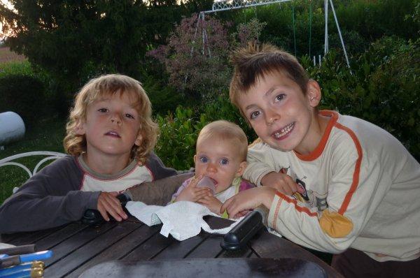 La petite famille ! (les petits cousins, la petite cousine & une tonne de bétises !)