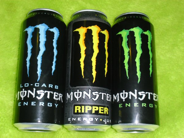 ~Monster Energy~