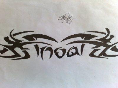 prénom avec tribal