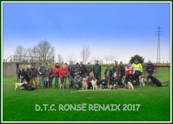 Promenade Wandeling DTC 26/02/2017 (1)