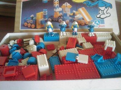 Jeux de construction -marque belokapi - 1983 (acquis 01/2010)