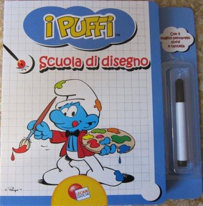Livres italiens et jeux