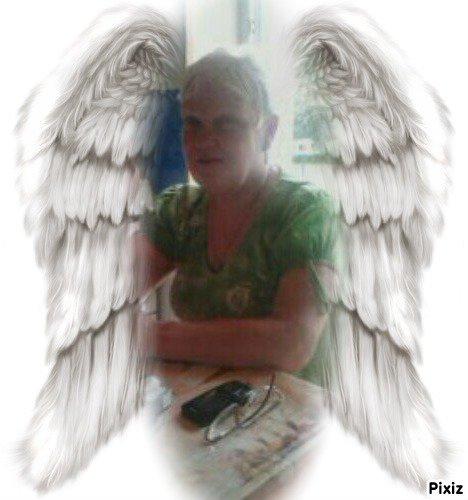 Un ange partie au ciel