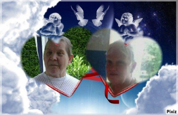 Deux beaux anges 😢😢😢