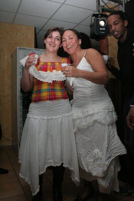 soirée perle des iles avec dj chérius  carnaval antillaise 2011 au malvinos le 12 février