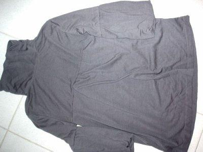 004 Tee-Shirt gris