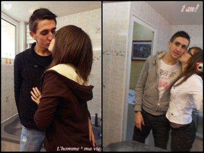 Nos 1 an d'amour !