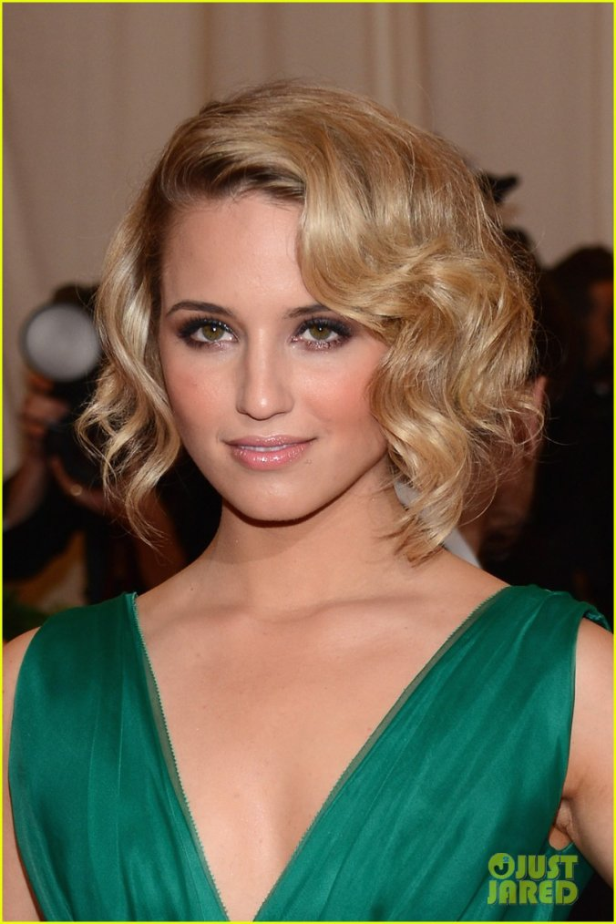 Quinn Fabray-Dianna Agron Facts.