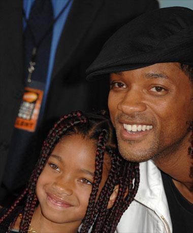 Willow rêve d'etre aussi célèbre que son papa !