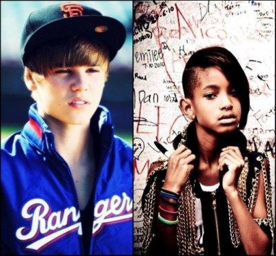 Willow sous le charme de Bieber ???