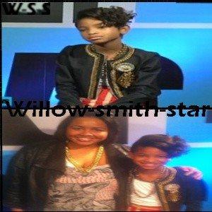 Willow Smith pour une interview sur MTV !