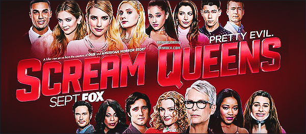 • SCREAM QUEENS