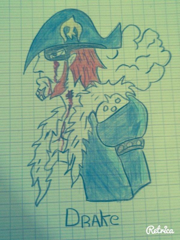 One Piece // DRAKE