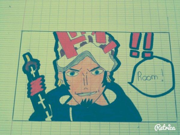 One Piece // TRAFALGAR LAW