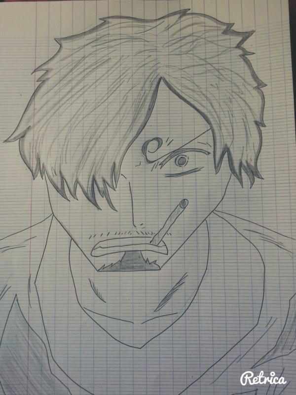 One Piece //  SANJI