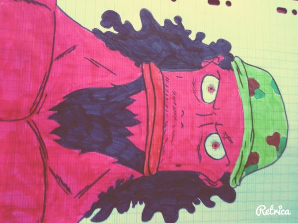 One Piece // TIGER
