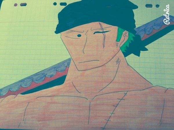 One Piece //  ZORO