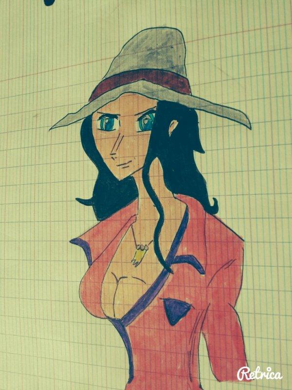 One Piece //  ROBIN