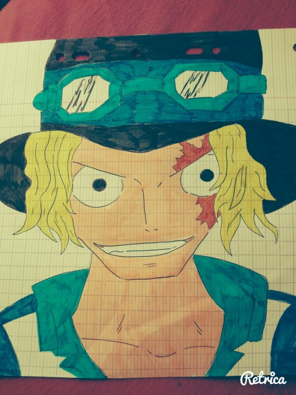 One Piece // sabo