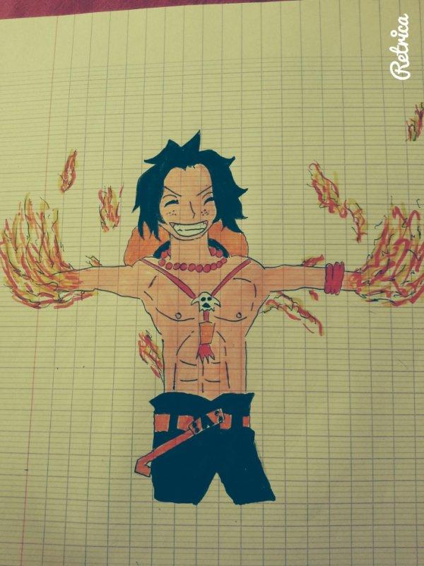 One Piece // ACE