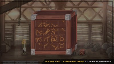 Un jeu sur the day of the doctor