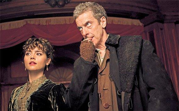 Première image de regard de l'épisode d'ouverture de la saison 8