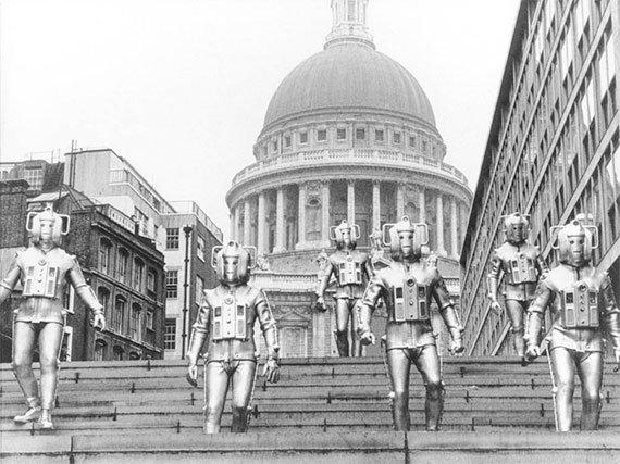 saison 8: les cybermens envahissent Londres