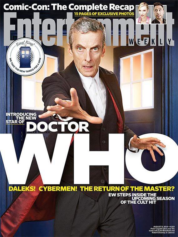 Daleks ! Cybermens ! Et un retour du maître ?