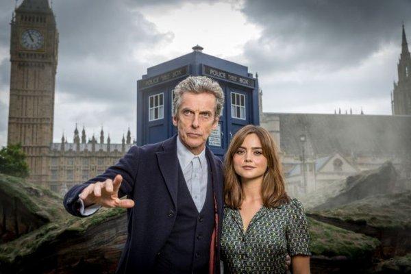 Saison 8 de doctor who : en Mars sur Fr4 !