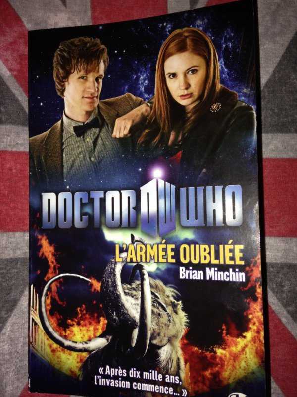 Doctor Who: l'armée oubliée