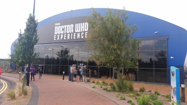 Doctor Who expérience !
