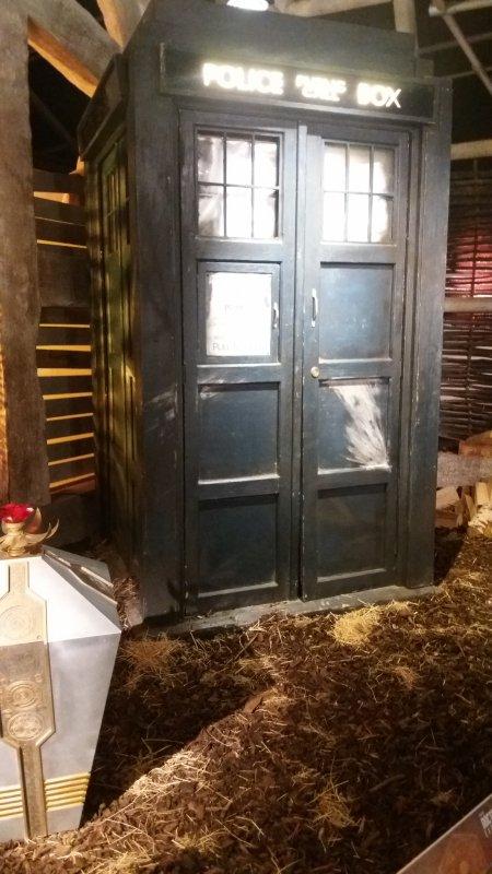 Doctor Who expérience ! suite