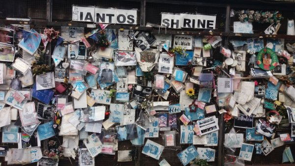 Le Ianto's Shrine